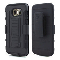Future Armour Impact Hard Phone Case Gürtel Clip Holster Kickstand Combo Shockproof Cover für iPhone 4s 5s 6 6s Plus Galaxy S6 Edge Hinweis 4 5