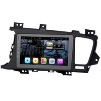 "Wholesale Mobile Navigation Systems - 9"" Android 6.0 System Car DVD Radio For Kia K5 Optima 2011-2015 GPS Navigation BT WIFI 3G OBD DVR Steering Wheel Control 1080P Video"