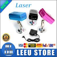 Wholesale Laser Twinkle Lights - Black  blue pink Mini led laser Red & Green Led Moving Party Laser Stage Light laser DJ party Twinkle 110-240V 50-60Hz With fixing device