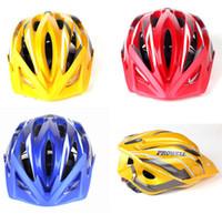 Wholesale Hero Bike Helmet - Wholesale-Outdoor Safety Cycling MTB Road Bike Bicycle Adult Mens Hero Helmets Size M & L