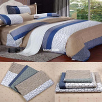 Wholesale Single Fitted Sheets - New Bed Duvet Cover&Pillow Case&Sheet Bedding Set Twin Single Queen Double King