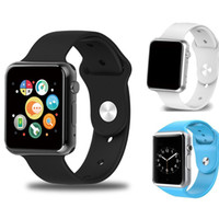 Wholesale Reloj Electronic - Smart Watch Android Wear GU08S Health Bluetooth Wach For Apple Reloj Inteligente Wearable Devices Montre Connecter Electronics