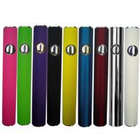 Wholesale Smart E Cig - E-Smart E-cig Battery E-Smart 510+ e-cigarette 360mAh 3.7V rechargeable manual Li-ion battery