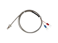 Wholesale China Thermocouple - Hot sale, 2 Meters Screw Type Wire Temprature Sensor Thermocouple Probe Made In China, high quality.