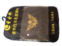 Wholesale Car Antifreeze - Eagle wings latex mats 5pcs a bag, car mats thick, waterproof antifreeze, odorless 50-2C \ 624