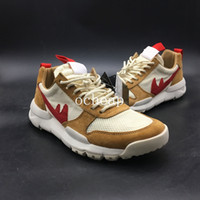 Wholesale nylon fabric yard - Tom Sachs x Mars Yard 2.0 Basketball Shoes Mens Womens Mars Yard 2.0 Red-Maple Sneakers For Sale Size US 5-13