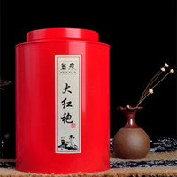 Wholesale 250g Top Grade Chinese dahongpao tea Oolong Tea Premium da hong pao tea Wuyi yan cha Black Tea Health Care