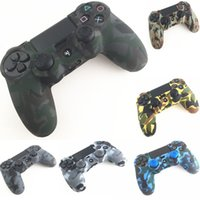 Custodia protettiva in silicone per custodia Playstation 4 per PS4 PS4 Slim