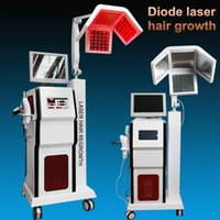 Wholesale Growth Products - Diode Laser machine Hair Loss 190 diodes Hair growth electric Laser products Hair Regrowth Laser Treatment Device