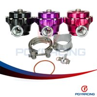 Wholesale High Performance Exhaust - PQY STORE- Tial QB 50mm Blow Off Valve BOV with v-band Flange High Performance with logo PQY5767