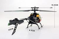 Wholesale Blade Rtf - Wholesale-High Quality WLtoys V912 2.4Ghz 4Ch Single Blade Remote Control RC Helicopter Gyro RTF