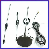 Wholesale Gsm Cdma 3g Antenna - Free Shipping 14dBi 3G GSM CDMA Antenna Aerial for Mobile Phone Router order<$18no track