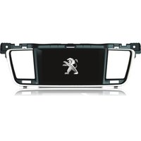 Wholesale Car Dvd Player Gps Peugeot - Touch screen car dvd for Peugeot 508 car dvd radio GPS TV Radio for Peugeot 508
