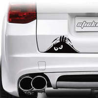 Wholesale Toilet Cute Free - Cute Auto Car Wall Toilet Window Sticker Graphic Vinyl Car Decal Free Shipping