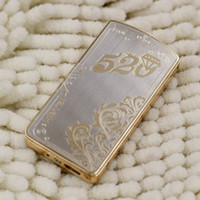Wholesale Lighter Love - Genuine lighter creative touch type electronic induction windproof lighter wholesale free deliveryGenuine lighter love 520 voice control sha