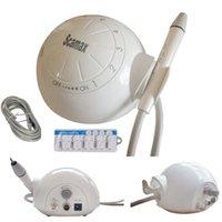 Wholesale Dental Piezo - EMS Handpiece Dental Piezo Ultrasonic Scaler Scamax with 5 Tips