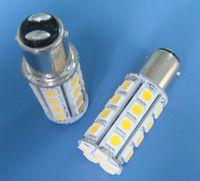 Wholesale 12v Bulb 1142 - B15 1142 White or Warm White LED bulb Boat lights 30-5050SMD AC DC 12V~30V DC12V 370LM