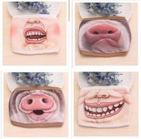 Wholesale 23 Styles Mouth Face Mask Meow Star People Winter Girl Baby Unisex Moustache Cotton Fabric Mouth FACE Masks Anti Dust Windproof Masks