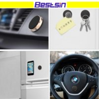Wholesale Phone Blocks - Universal Magnetic Car Mount non block airvent for iPhone and Samsung Easier Safer Driving Cell Phone Holders Magnets Bracket Free Shipping