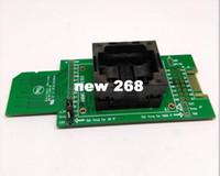 ingrosso burn socket-eMMC169 o153 girare SD test di programmazione presa apparecchio di prova sedile di combustione predefinito 11,5 * 13 mm Altro Si prega di lasciare un messaggio