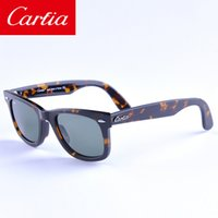 Wholesale Drive Sun Glasses - carfia 2140 50mm sunglasses plank frame glasses lens 2015 new arrival men women sun glasses freeshipping