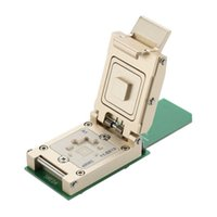 Wholesale BGA153 Socket SD Solution_11 X13mm_Perform eMMC Test Adapter For Data Recovery Test Socket