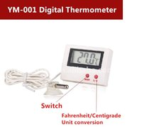 Wholesale New Arrival Digital AquariumBarometer Thermometer Hygrometer