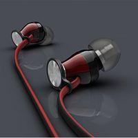auriculares mega bajos al por mayor-Momentum In-Ear M2 IEI Auriculares HiFi Auriculares con cancelación de ruido Piston Earbuds Mega Bass con micrófono remoto Universal para teléfono móvil 40pc