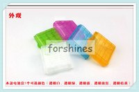 Wholesale China Container Shipping - 10pcs,free shipping to USA,China stock best Convenience hard Plastic AA aa AAA battery case Cells Battery Holder Hard Storage Case container