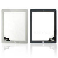Wholesale For Apple iPad nd A1395 A1396 Replacement Touch Screen Digitizer Glass black white