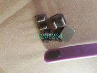 placa de poder do alto-falante venda por atacado-Apenas Substituição De Metal Fecho Para Fitbit Borracha Flex case CPAM Frete Grátis, 2 pçs / lote