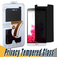 Wholesale Screen Guard Ace - Privacy Screen Guard Cover Arc Edge Screen Protector Film Anti-Spy For Samsung ON5 J1 Ace Xiaomi Redmi 4P Note 4 4x
