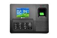 Wholesale Fingerprint Time Card Usb - 2.8 inch TFT Biometric fingerprint punch clock TCP IP+RFID Card Read +USB Recorder Biometric Time Attendance
