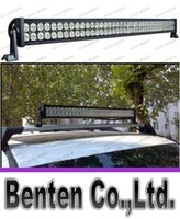 Led Car Light Light hors-route 240W Lumière de travail LED Bar Light 9-32V Bateau 80LED * 3W 24000lm Spot Flood Combo Beam Jeep Truck Light IP67