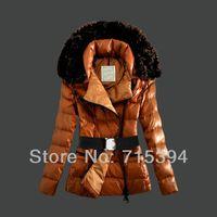Wholesale Woman Goose Down Coat Sale - Wholesale Sale Top top quality Down Jacket For Women Fashion Coat Outerwear Fur Collar Clothes Goose Lady Parka my011