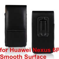 Wholesale Nexus Vertical Case - Wholesale High Quality Lichee Smooth Pattern Vertical Cover Belt Clip Case Mobile Phone Pouch Case For Huawei Nexus 6P