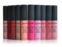Wholesale vintage lipsticks resale online - 2020 new NYX Soft Matte Lip Cream Lip Gloss Lipstick Vintage Long Lasting NYX Lip Gloss g