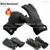Wholesale Warm Windproof Mittens - New MECHANIX WEAR Windproof Winter Hiking Military Tactical Warm Ski Combat Snowboard Motorcycle Cycling Long Finger Full Gloves