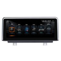 """voiture lecteur mp3 kf achat en gros de-10.25"""" Android 9.0 Audio Radio Car Stereo pour BMW Série 1 F20 / F21 (2011-2016) Pour 2 séries F23 Cabrio (2013-2016) pas de DVD de voiture"""