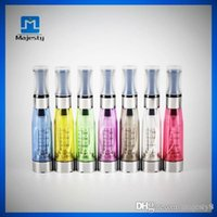 ego t adapter Canada - 2015 New CE4 Atomizer Colorful ce4 Electronic Cigarette Clearomizer with Long wick 1.6ml adapter suit for all ego-t ego w battery ecigs