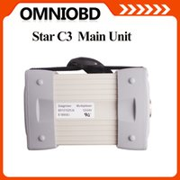 Wholesale audi c3 - Hot Sale Professional Main Unit Mb Scanner MB Star C3 For Ben z Multiplexer Star C3 Scanner In Stock