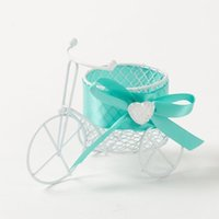 Wholesale favors boxes fairy for sale - Group buy Romantic Fairy Carriage Wedding Candy Chocolate Gift Boxes Baby Shower Party Candy Favors Table Decorations ZA5204