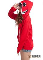 vokaloid hatsune miku cosplay anime toptan satış-Toptan-cosplay anime kostüm Hatsune Miku v v kırmızı ceket Megpoid Vocaloid Matruşka gumi Rus Bebek Giysileri