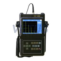 Wholesale Digital Ultrasonic Flaw Detector - Digital Ultrasonic Flaw Detector tester Portable Flaw Detector meter YUT2600 with high precision and good quality B
