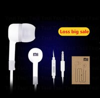 Wholesale Mp4 For Sale - New Hot Sale! High Quality XIAOMI Earphone Headphone Headset For XiaoMI M2 M1 1S Samsung,for iPhone MP3 MP4 With Remote And MIC