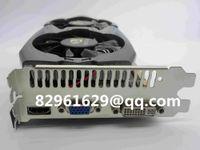 tarjeta de video vga al por mayor-Al por mayor-100% NUEVO 2015HOT nVidia GeForce GTX750ti 2 GB DDR5 de gama alta placa de la tarjeta de Video geforce tarjeta gráfica del juego Apoyo DirectX11