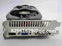 tarjeta gráfica nvidia ddr5 al por mayor-Venta al por mayor-100% NUEVO 2015HOT nVidia GeForce GTX750ti 2GB DDR5 de gama alta placa de Video Card geforce juego de tarjetas gráficas Soporte DirectX11