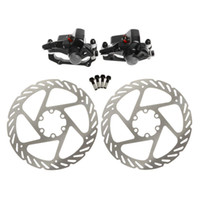 Wholesale Sram Disc - SRAM AVID BB3 MTB Mechanical Disc Brake Calipers Front and Rear &160mm HS1 G2 G3 Rotors Bicycle Parts