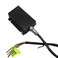 ingrosso modulo rs232 usb-Freeshipping 50M mini size Laser range module telemetro seriale di sicurezza monitoraggio Distanza di misura porta seriale da USB a RS232 segnale TTL