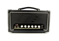 Wholesale Guitar Cleaning - GT-15H Custom Tube Guitar Bass Amplifier Head 15W with Effects Loop 80hm 16ohm Two Channels Clean Overdrive Music Instruments Free Shipping